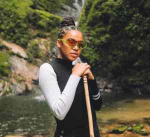 Photos of Maps Maponyane and Sho Madjozi Trends On Social Media. Are They Dating?