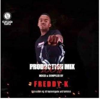 Freddy K – TKO Kota Session Vol. 9 (100% Production Mix)