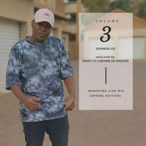 DJ Express 012 – Mokoting Live Mix Vol. 3