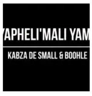 Kabza De Small – Yapheli'Mali Yam Ft. Boohle (snippet)