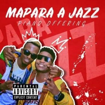 Mapara A Jazz – Madumane Ft. Ntosh Gazi