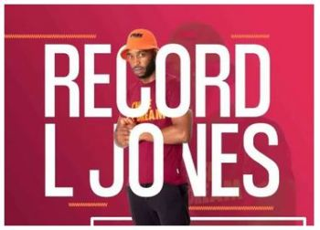 Record L Jones – iNumber Number (Red Pepper Mix)