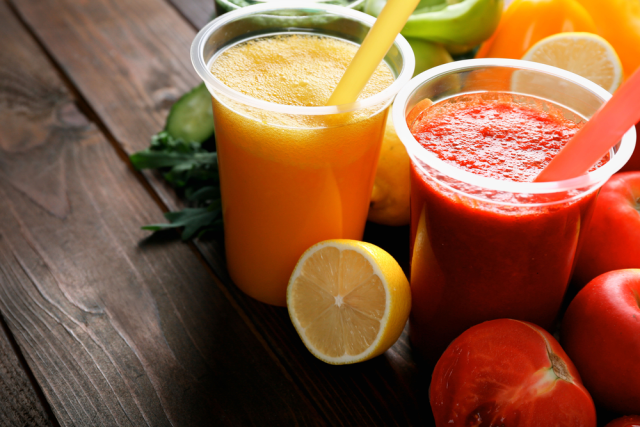 fresh juices - Best Drinks to have to avoid Dehydration