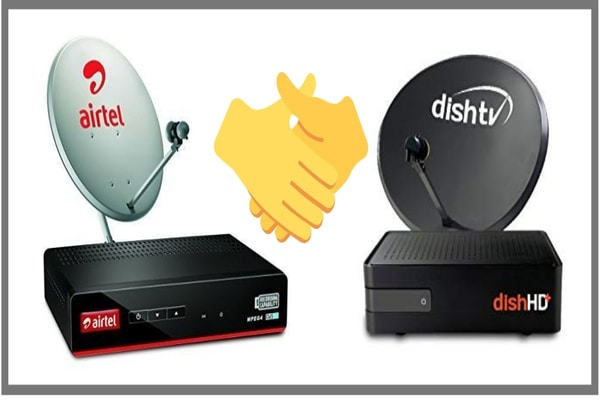 Airtel dth merger with dish tv