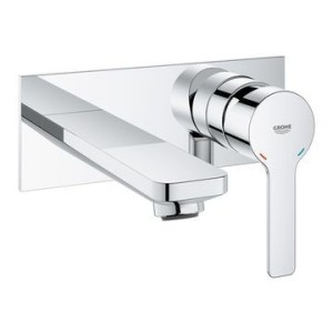 GROHE LINEARE 2-HOLE BASIN MIXER M-SIZE NEW