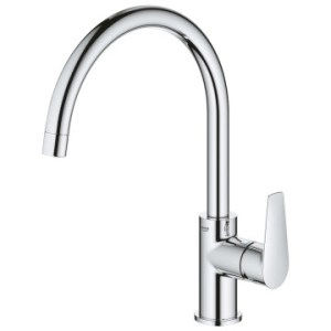 GROHE BAUEDGE SINK MIXER U SPOUT NEW