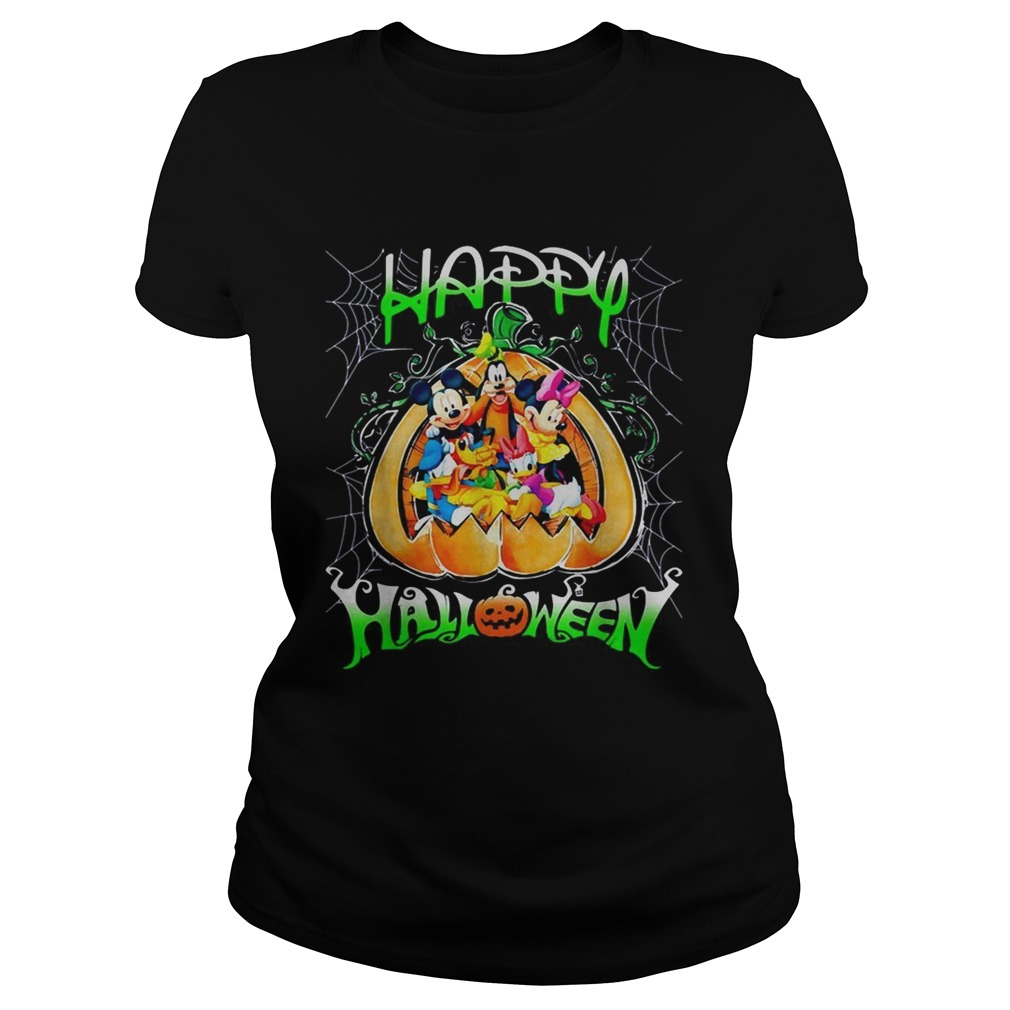 Happy Halloween Mickey Mouse Disney shirt - Trend T Shirt Store Online