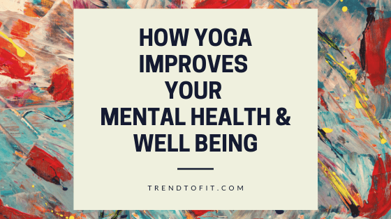 Yoga for mental health and mental peace