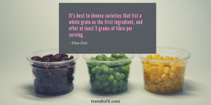 health motivation quote by Elisa Zied