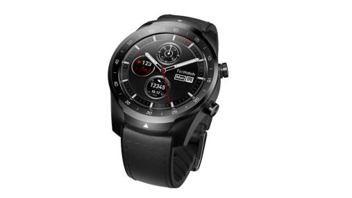 Mobvoi Ticwatch Pro, Smartwatch with Layered Display is one of the best smartwatches