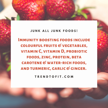 Best immunity boosting foods for adults