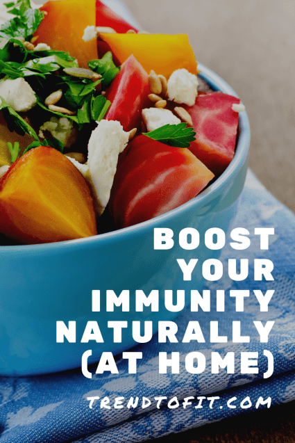 15 tips on how to boost your immune system naturally and safely