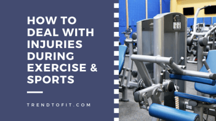 8 tips for preventing sports injuries & exercise injuries
