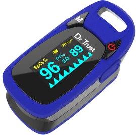 dr trust oximeter- best pulse oximeter in India