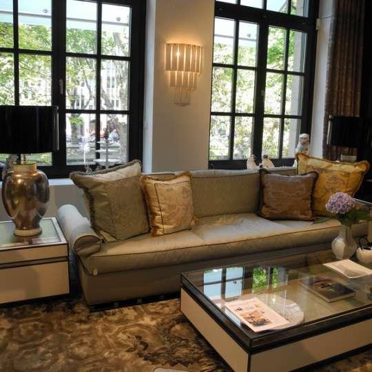 Home Collection Meissen Couture bei Franzen in Düsseldorf TrendXPRESS