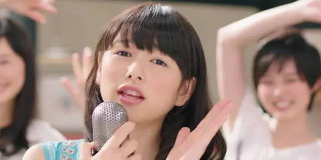 「いい部屋ネット」CMの女優桜井日向子さん