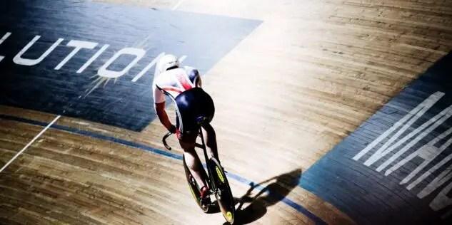 橋本英也(自転車競技)が東京オリンピック内定!競輪学校や800kmの自走を紹介