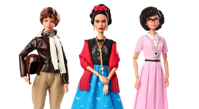Barbie InspiringWomen