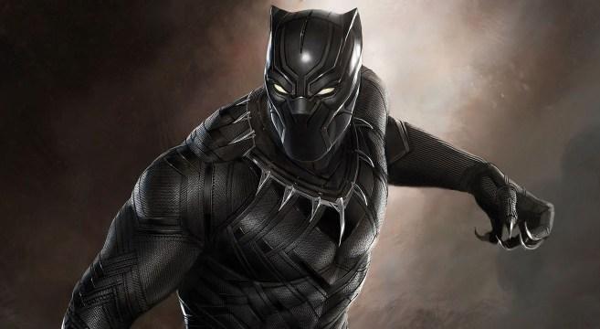 Black Panther Arabia Saudita