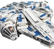 LEGO Millenium Falcon Kessel Run