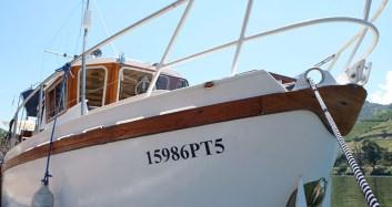 Wine Boat Rivus