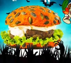 Halloween Burguer