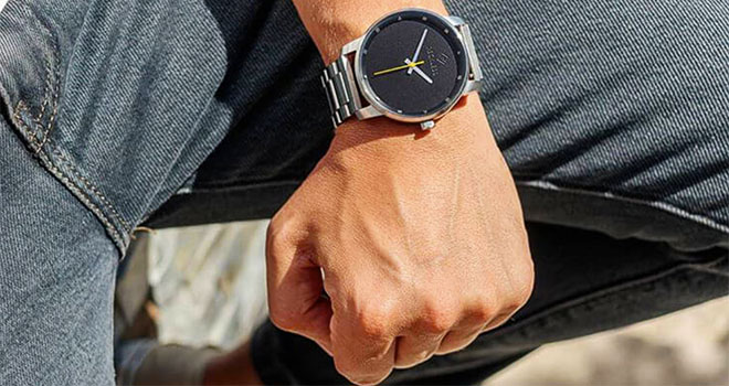 Icarus Reckless Silver Wrist