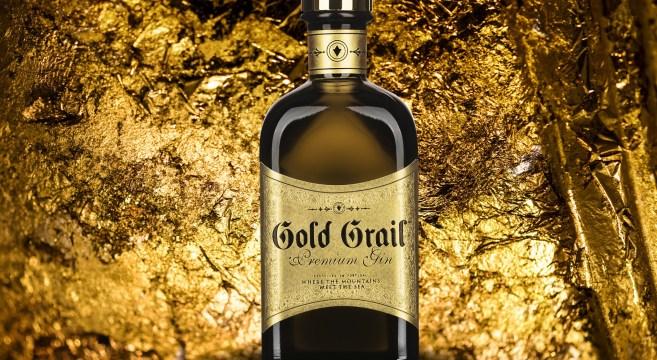Gold Grail Gin Portugal