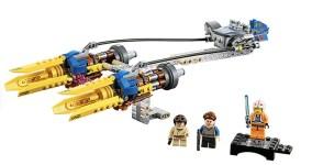 LEGO Pod Racer