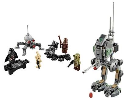 LEGO Walker Clone Scout