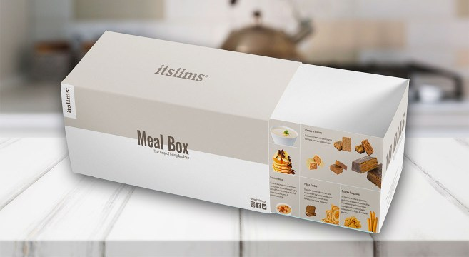 Meal Box It Slims