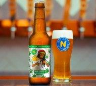 Nortada Bob Marley Cerveja com Cannabis