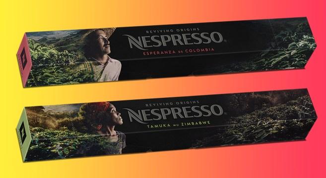 Nespresso Zimbabwe Colombia