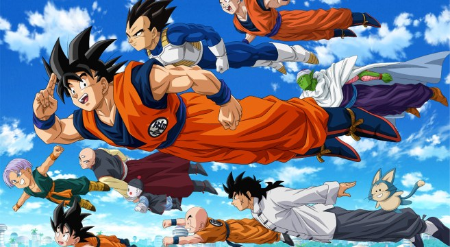 Dragon Ball Super 2
