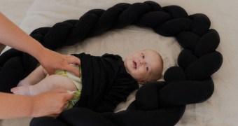 Enzo e Eva - Nesting Braid + Belly
