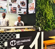 Go Natural Sushi Bar