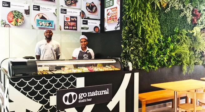 Go Natural Sushi Bar