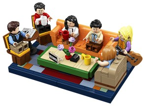 LEGO Ideas Friends
