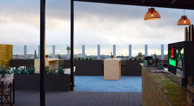 Rooftop ViaCatarina