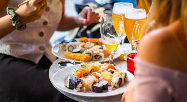 Sushi Wine Party Setembro 2019