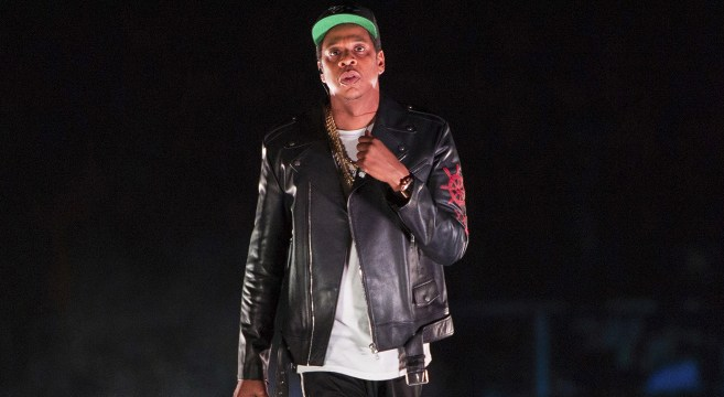 Jay Z Spotify ©Scott Roth/Invision/AP