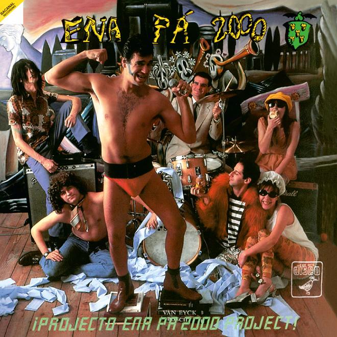 ©Ena Pá 2000 Disco Project