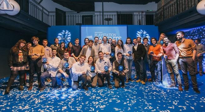 Premios PlayStation Talents 2020 ©Sony