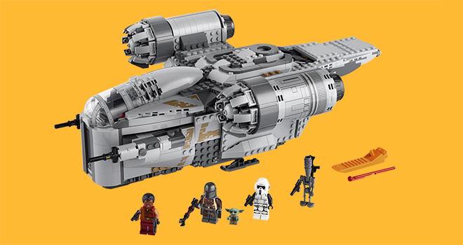 LEGO 75292 Mandalorian
