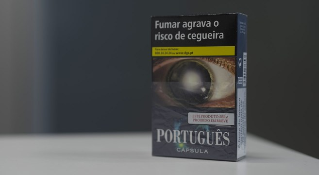 Portugues Suave Tabaco Mentol ©Trendy