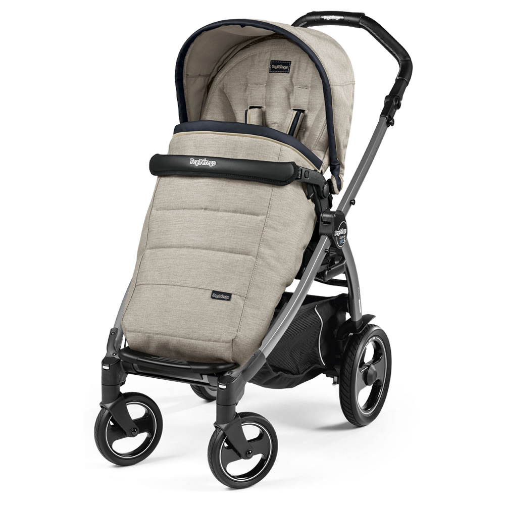 Peg Perego Book 51 S Pushchair Luxe Beige e5dcb8ab3d