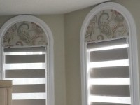 Arch Window Blinds  Trendy Blinds