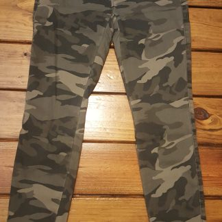 Camo Lucy Pull On Ankle