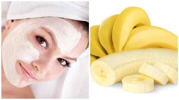Banana face maks