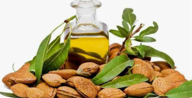 almond oil for dandruff